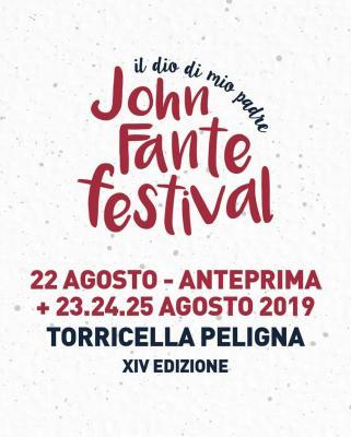 John Fante Festival, XIV edizione - 23-24-25 agosto