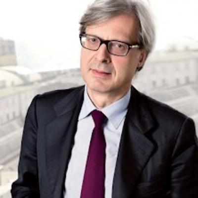 Vittorio Sgarbi - Pollenzo (CN) - 4 settembre