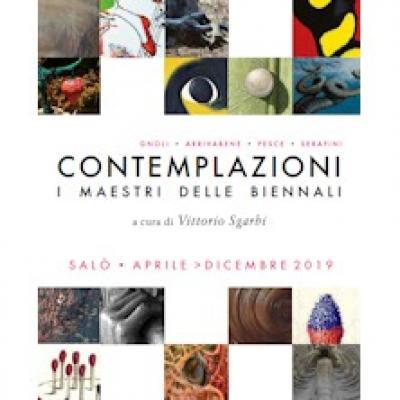 Contemplazioni, a cura di Vittorio Sgarbi - Salò - fino all'8 dicembre