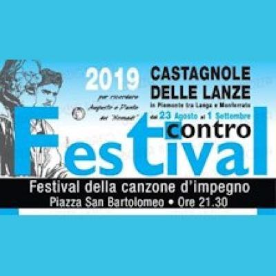Festival Contro 2019 - Castagnole delle Lanze - dal 23 agosto al 1 settembre