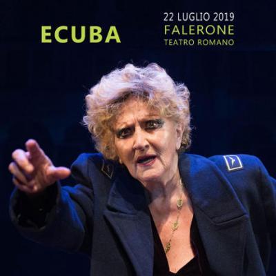 Ecuba @ Teatri Antichi Uniti 2019 - 22 luglio