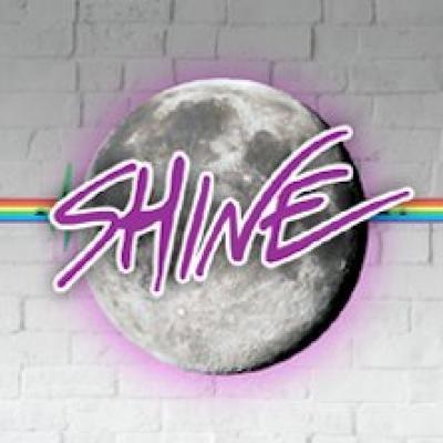 Pink Floyd Legend - Shine Pink Floyd Moon