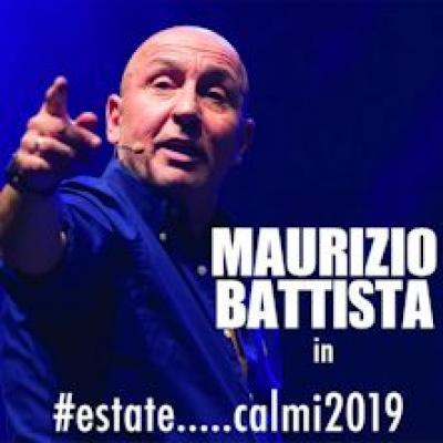 Maurizio Battista - Montalto di Castro - 27 luglio