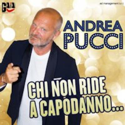 Andrea Pucci in Chi non ride a Capodanno - Brescia - 31 dicembre