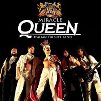 Miracle, Italian Queen Tribute Band - Castellammare del Golfo (TR) - 23 agosto