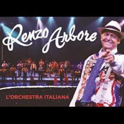 Renzo Arbore e l'Orchestra Italiana - Palermo - 7 settembre