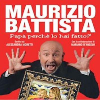 Maurizio Battista - Forte Dei Marmi - 19 agosto
