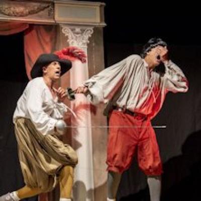 Le Opere complete di Shakespeare in 90 minuti - Roma - 12 e 19 agosto