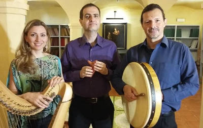 celtic dream trio