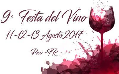 Festa del Vino - Pico 2017