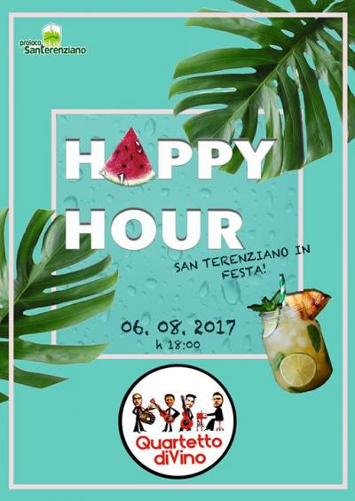 happy hour San Terenzio