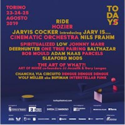 Todays Festival - Torino - dal 23 al 25 agosto