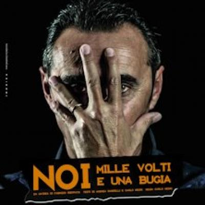 Giuseppe Giacobazzi in Noi mille volti e una bugia - Varese - 29 novembre