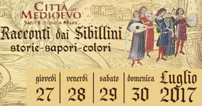 racconti dei Sibillini - Sant' Elpidio a Mare 2017