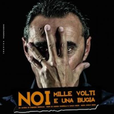 Giuseppe Giacobazzi in Noi mille volti e una bugia - Montecatini - 30 aprile