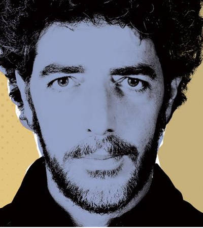poster Max Gazzè
