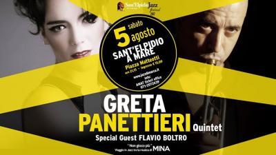 Greta Panettieri Quintet