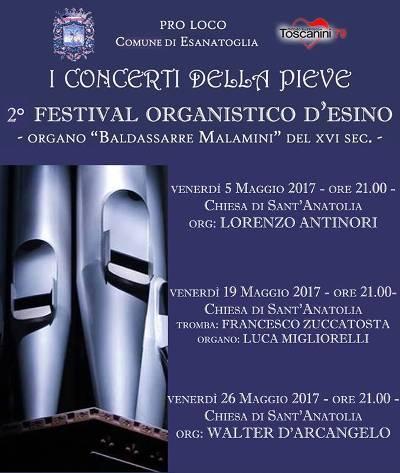 Festival Organistico d'Esino