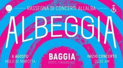 locandina Albeggia - 6 agosto 2017