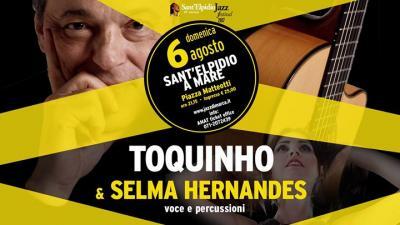 Toquinho e Selma Hernandes