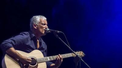 il cantautore Bungaro