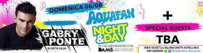 Gabry Ponte e Friends - Aquafan Riccione
