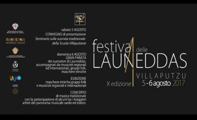 locandina festival Launeddas