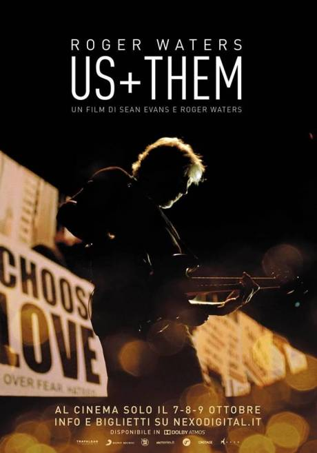 Roger Waters Us+Them - Arezzo