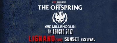 The Offspring - Lignano Sunset Festival - 4 agosto
