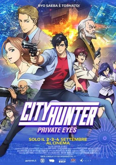 locandina City Hunter: Private Eyes - Sinalunga