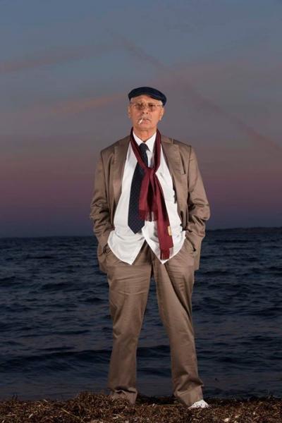 lo scrittore Antonio Pennacchi