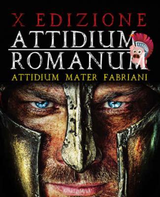 Attidium Romanum 2019 - 22-25 agosto
