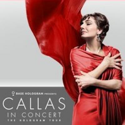 Callas in Concert: The Hologram Tour - Padova - 15 novembre