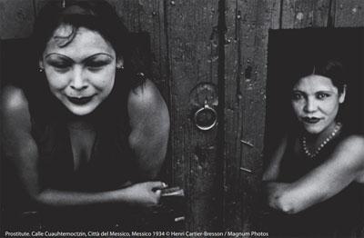 Henri Cartier-Bresson Fotografo - marzo-giugno 2017