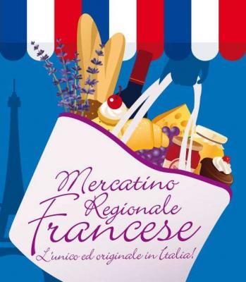 Mercatino Regionale Francese. L'unico ed originale in Italia. © Promec Eventi / Mercatino Regionale Francese 2019.