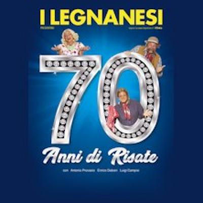 I Legnanesi 70 Anni di Risate - Schio (VI) - 28 settembre