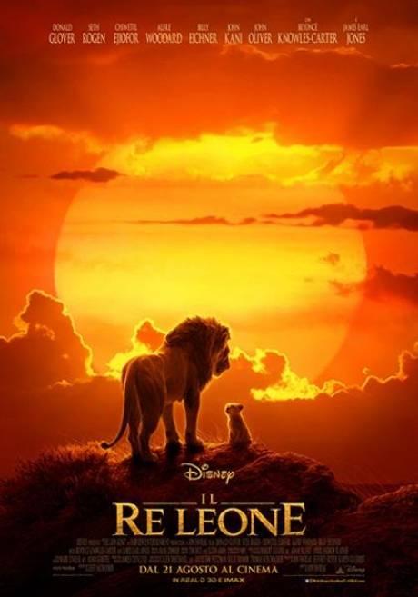 locandina (O.V.) The Lion King (2019) - Fiume Veneto