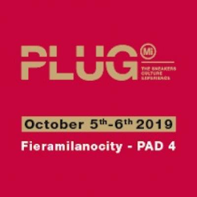 PlugMI 2019 - Milano - 5 e 6 ottobre