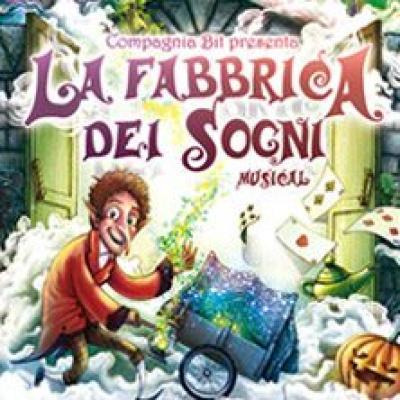La Fabbrica dei Sogni - Genova - dal 25 al 27 ottobre