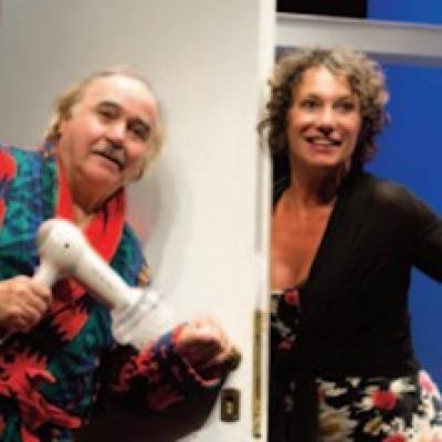Antonio Salines e Francesca Bianco