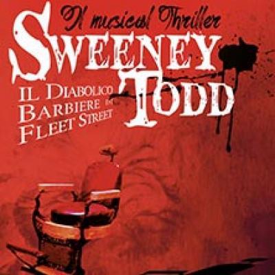 Sweeney Todd. Data Zero - Montecatini - 25 ottobre