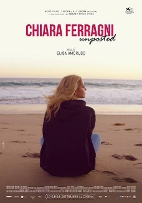 locandina Chiara Ferragni: unposted - Cagliari