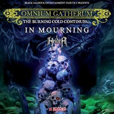 Omnium Gatherum - The Burning Cold Continues