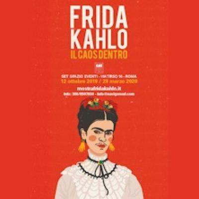 Frida Kahlo Il Caos dentro
