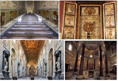 Visita guidata San Giovanni in Laterano e Scala Santa, a cura di admARTE. © admARTE associazione culturale.
