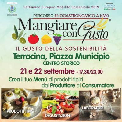 Mangiare con Gusto - Terracina 2019