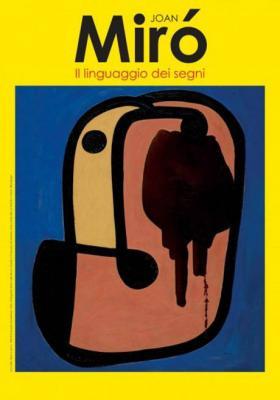 Joan Mirò. Il linguaggio dei segni. Al PAN - Palazzo delle Arti Napoli dal 25 settembre 2019 al 23 febbraio 2020. © Fondazione Serralves di Porto.