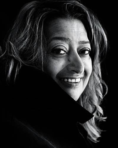Zaha Hadid e l'Italia - Roma - giugno 2017 - gennaio 2018