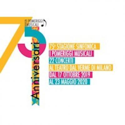 75 anniversario Pomeriggi Musicali