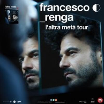Francesco Renga - Bergamo - 23 e 24 ottobre